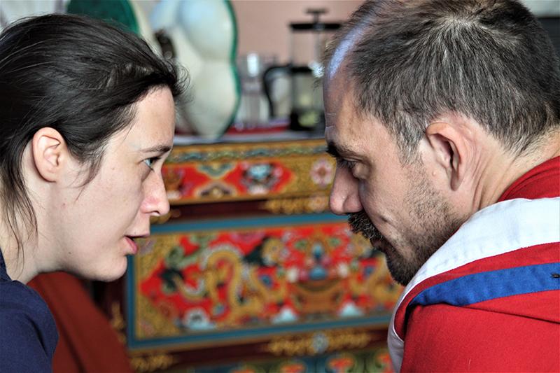 Dzogchen retreat centre Wales