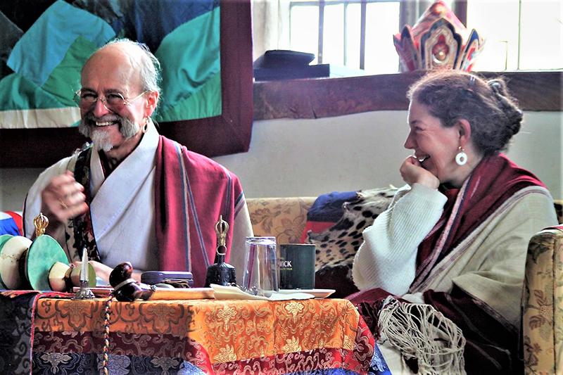 Dzogchen teachers UK