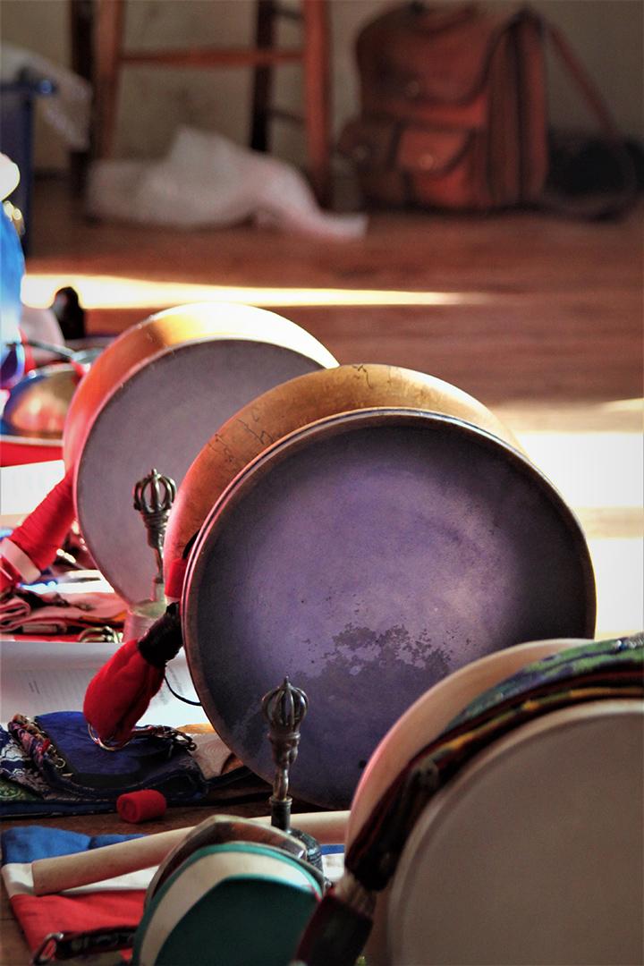 Vajrayana Buddhist music